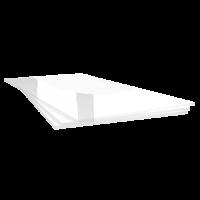 Stampa plexiglass trasparente